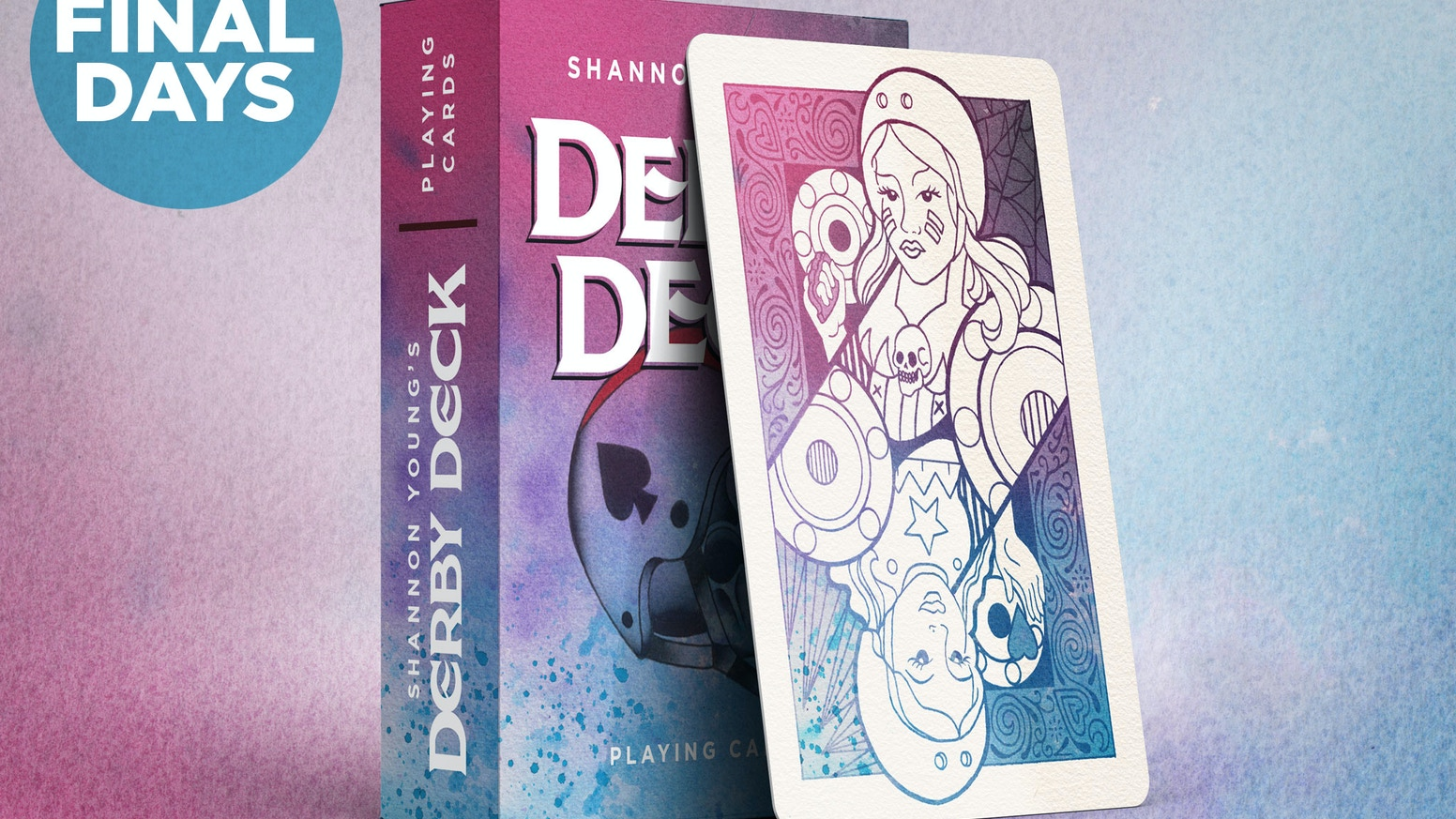 Shannon Young\'s Derby Playing Card Deck - Printed by USPC by Sandbox ...
