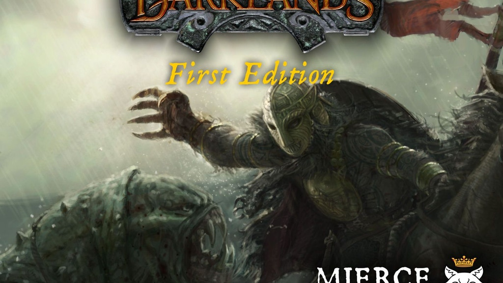 Darklands: First Edition project video thumbnail