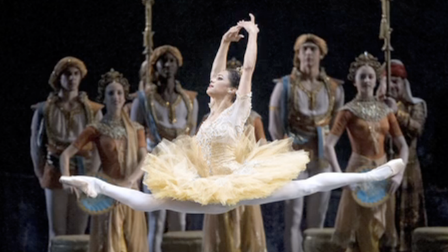 The film is a feature documentary on African American ballet dancer Misty Copeland.