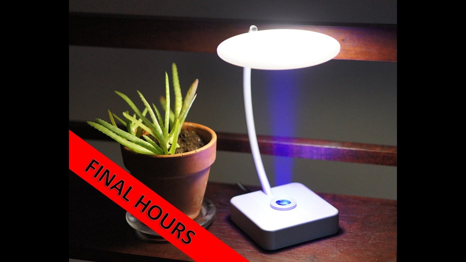 Led night light kickstarter - A Simple Touch Lamp Fixture That Uses Advanced Led Technology