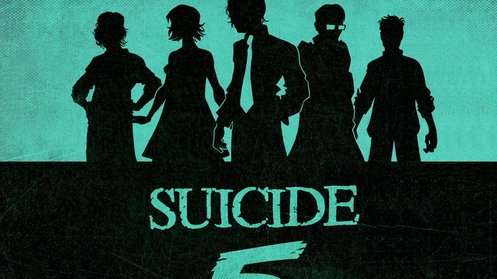 SUICIDE 5 - A tale that ends in death. project video thumbnail