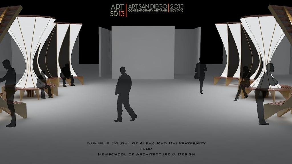 Art San Diego Lounge by Ramiro Martinez — Kickstarter