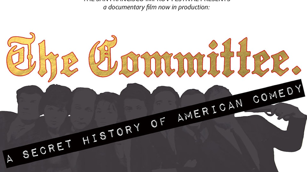 The Committee: A Secret History of American Comedy project video thumbnail