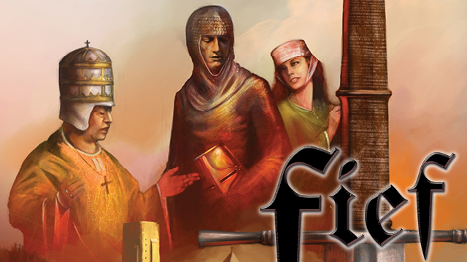 Fief is a game of dynastic ambition, where players assume the roles of nobles in the 15th century Kingdom of France.