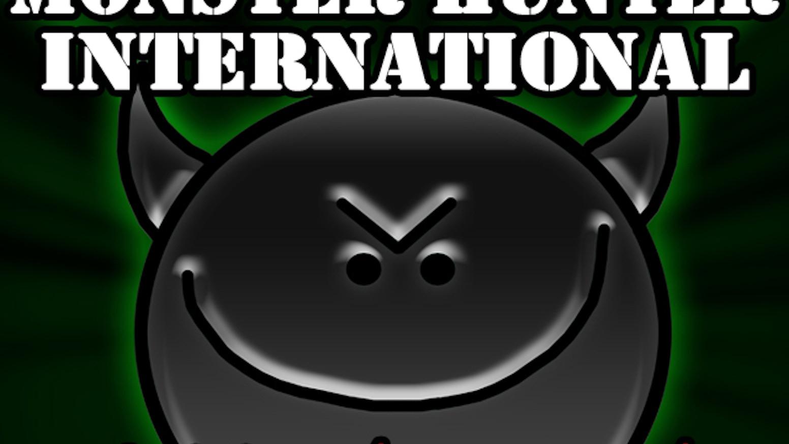 Monster Hunter International: Challenge Coins by Larry