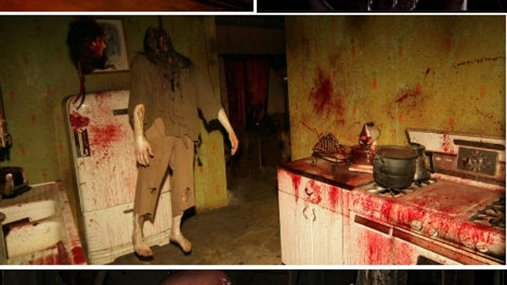 Project image for The Devil's Playground Haunted House