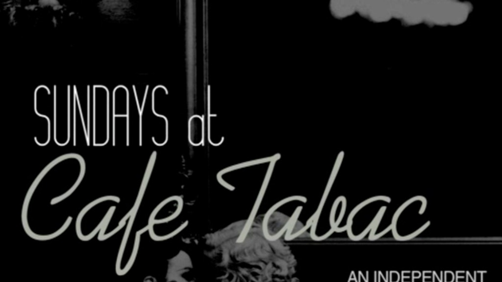 SUNDAYS AT CAFE TABAC project video thumbnail
