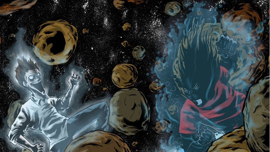 Metaphase: A GN Inspired by Heroes w/ Down Syndrome project video thumbnail