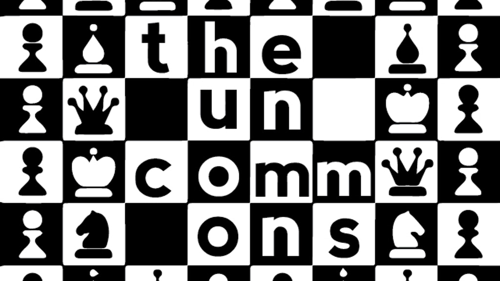 The Uncommons - Board Game Cafe project video thumbnail