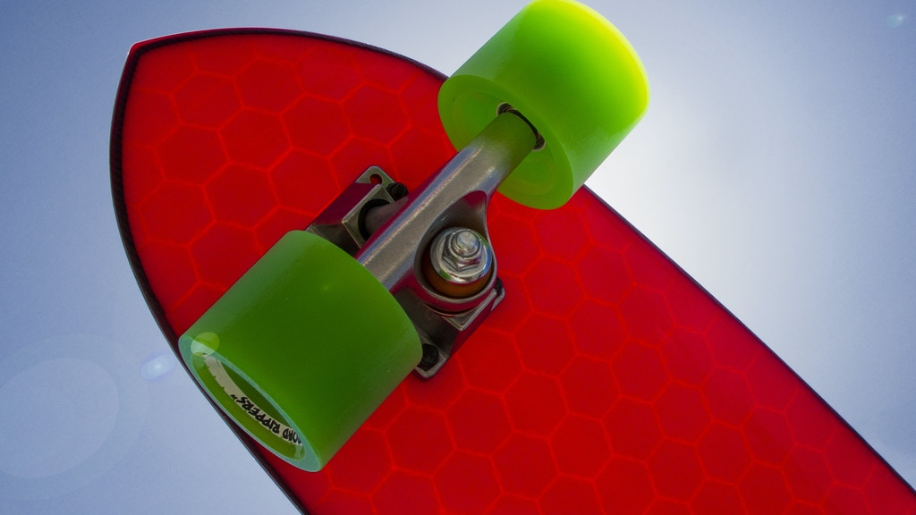 Hydroflex - Hi-Tech Composite Skateboards Project-Video-Thumbnail
