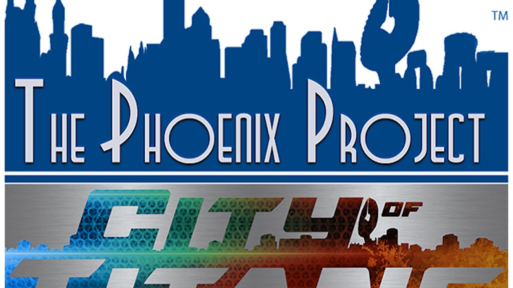 The Phoenix Project - City of Titans project video thumbnail