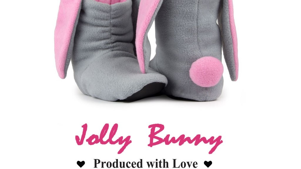 Bunny Slippers: keep your feet warm! project video thumbnail
