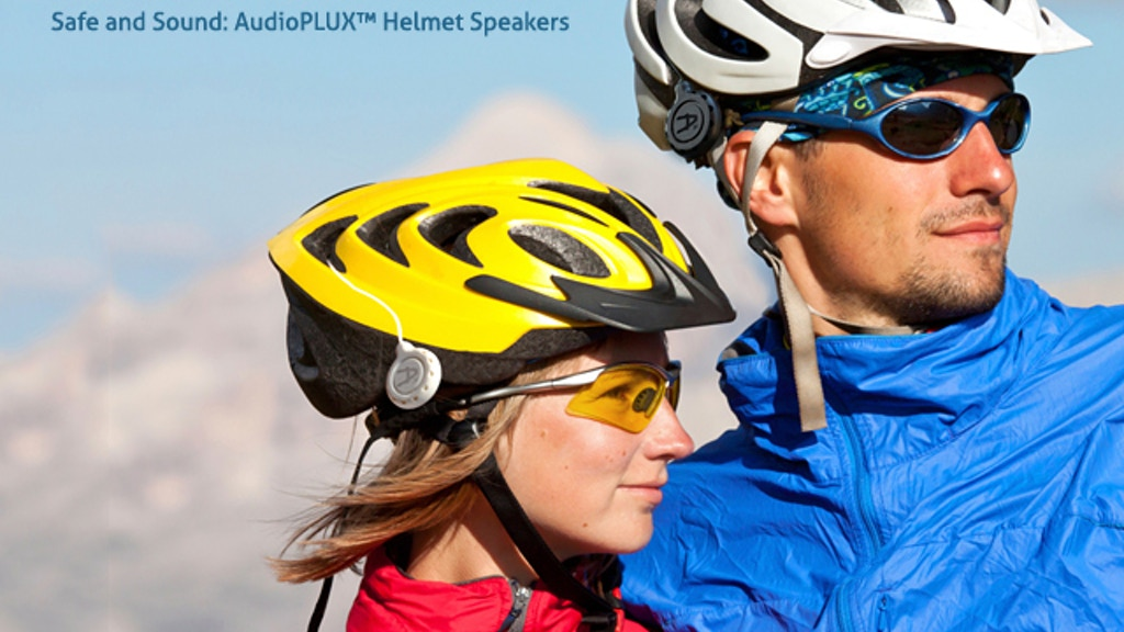Safe and Sound: Audioplux™ Helmet Speakers project video thumbnail