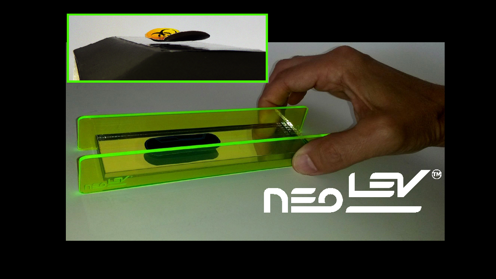 NeoLev™ - Hovering Board Toy That Actually Levitates! project video thumbnail