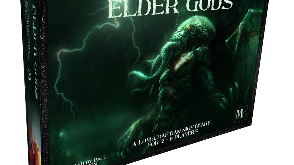 Project image for Elder Gods