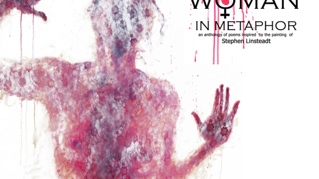 """Woman in Metaphor"" an anthology of poetry and art project video thumbnail"
