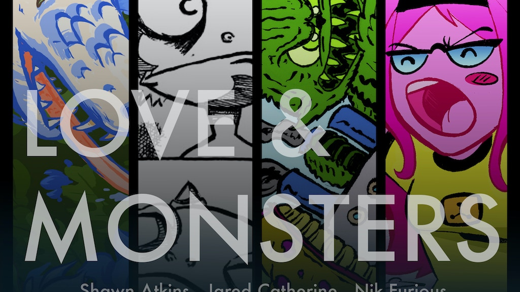Love & Monsters Anthology project video thumbnail