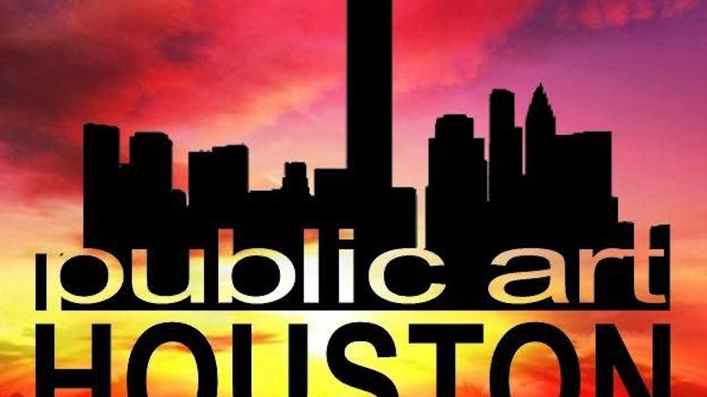 Public Art Houston project video thumbnail