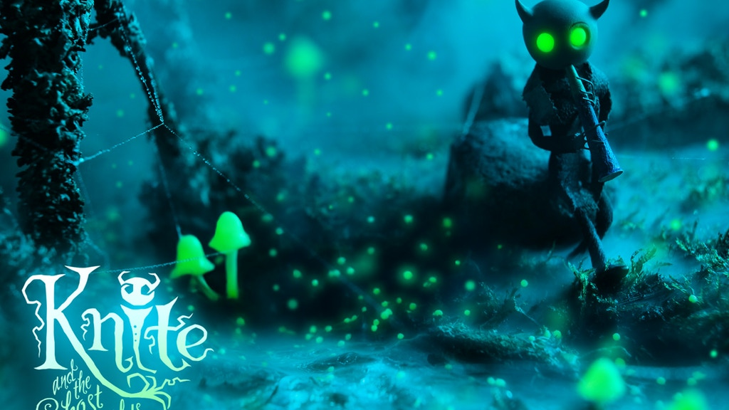 Knite & The Ghost Lights - Wii U - PC - Mac - Linux project video thumbnail
