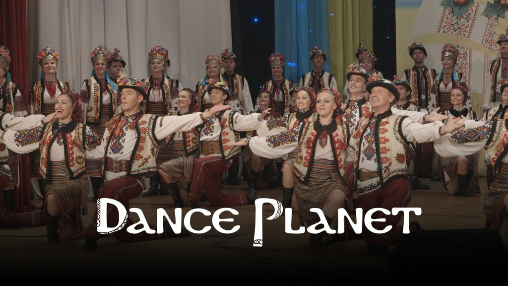 Dance Planet - Capturing traditional dance before it's gone! project video thumbnail