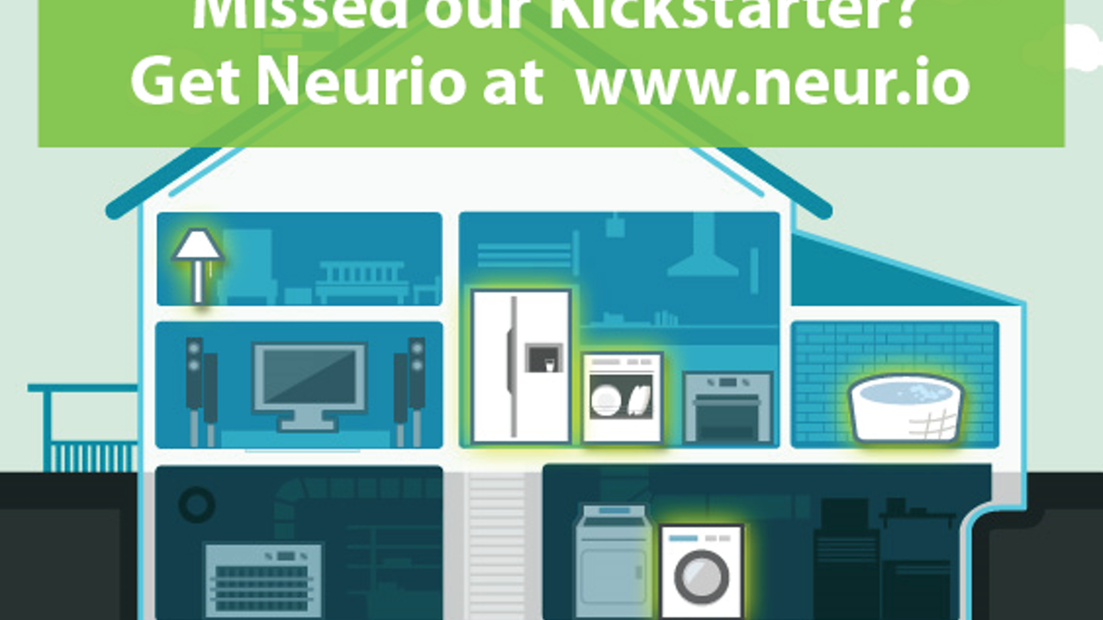 Neurio: Home Intelligence by Energy Aware Technology Inc. — Kickstarter