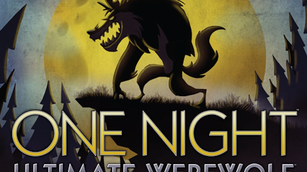 One Night Ultimate Werewolf project video thumbnail