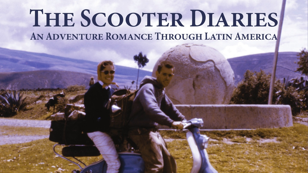 The Scooter Diaries project video thumbnail
