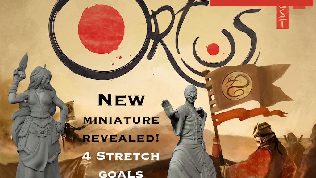 Ortus - a fast-paced game for 2 tactical minds project video thumbnail