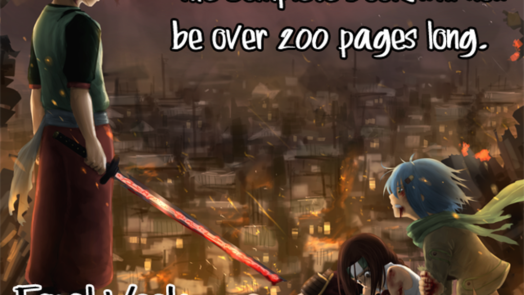 Swords of Edo - Complete Graphic Novel project video thumbnail