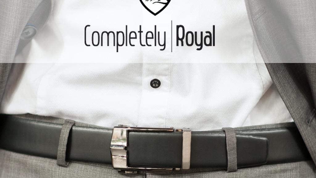 Completely Royal - Elite Belts project video thumbnail