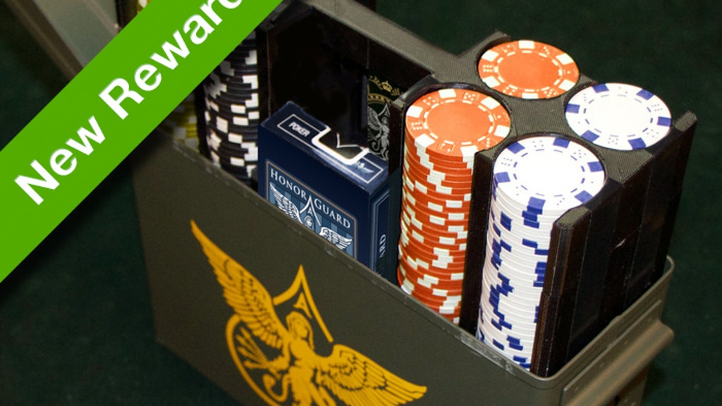 The Most Awesome Poker Set in the World project video thumbnail