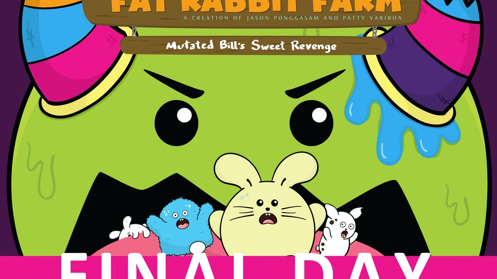Fat Rabbit Farm: Mutated Bill's Sweet Revenge project video thumbnail