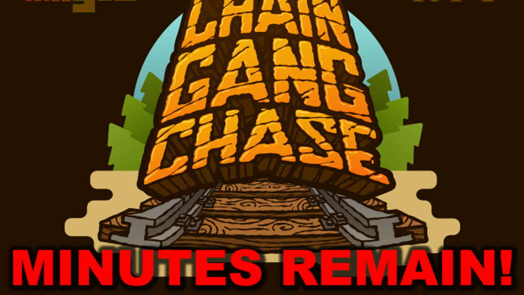 Chain Gang Chase : OUYA & Desktop project video thumbnail