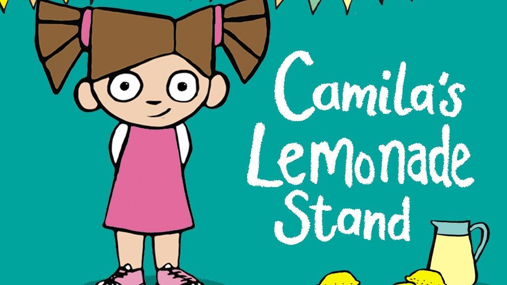 Camila's Lemonade Stand project video thumbnail