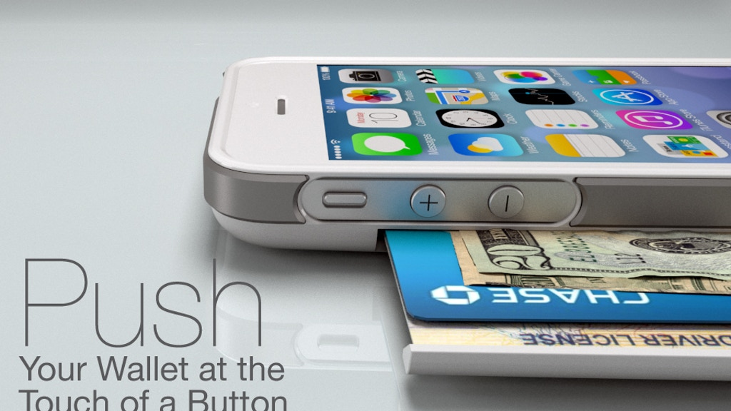 PUSH: Your Wallet at the Touch of a Button iPhone 5, 5S, 5C project video thumbnail