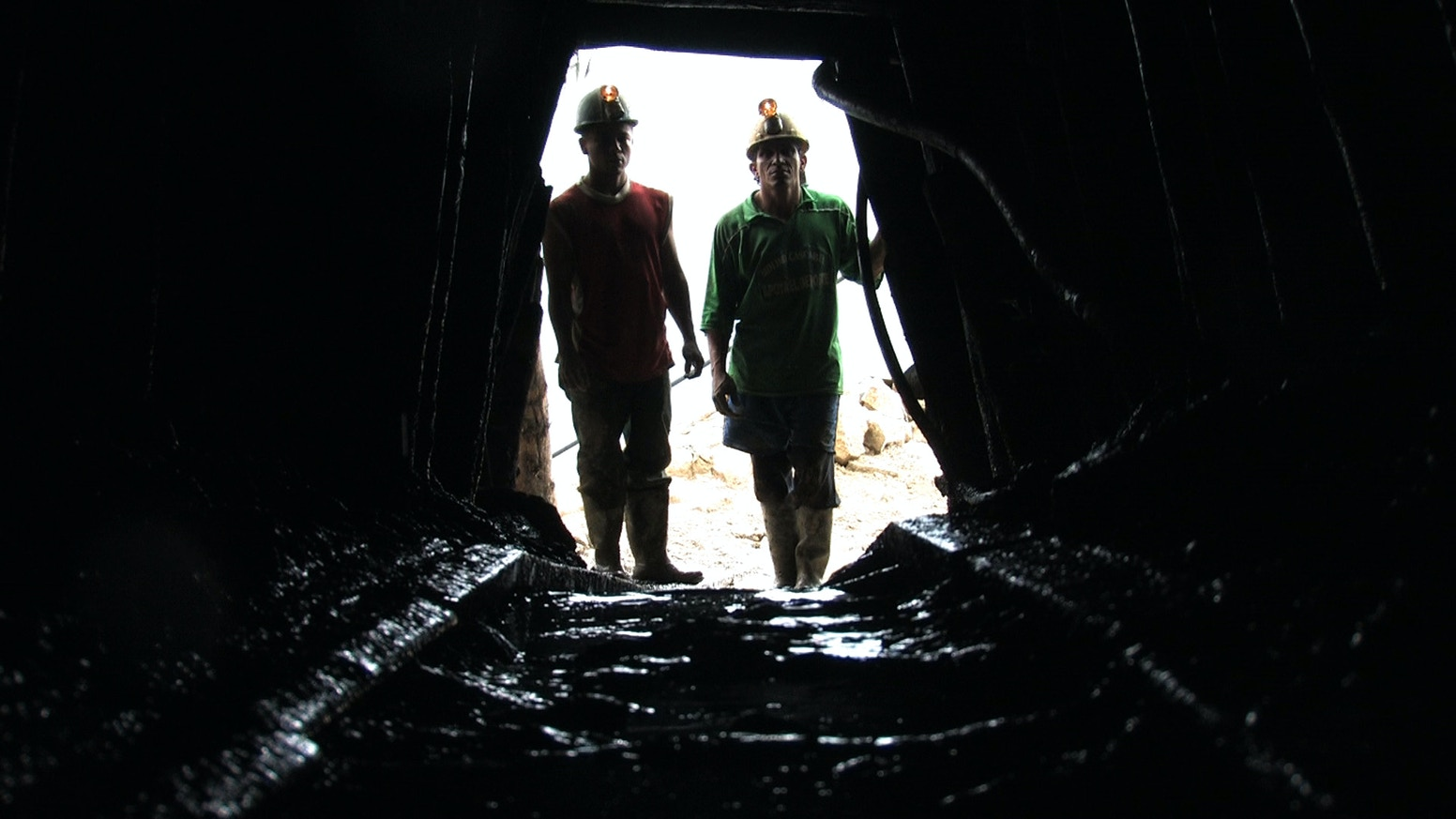 MARMATO - Colombian Mining Documentary Seeks Finishing Funds