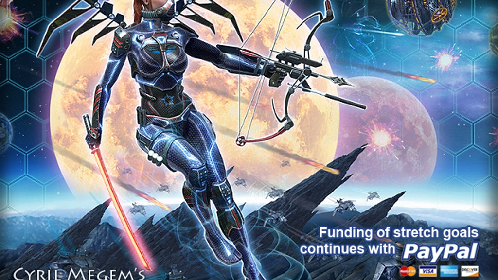 Universum: War Front - FPS, RTS, MOBA RPG in one Space Epic project video thumbnail