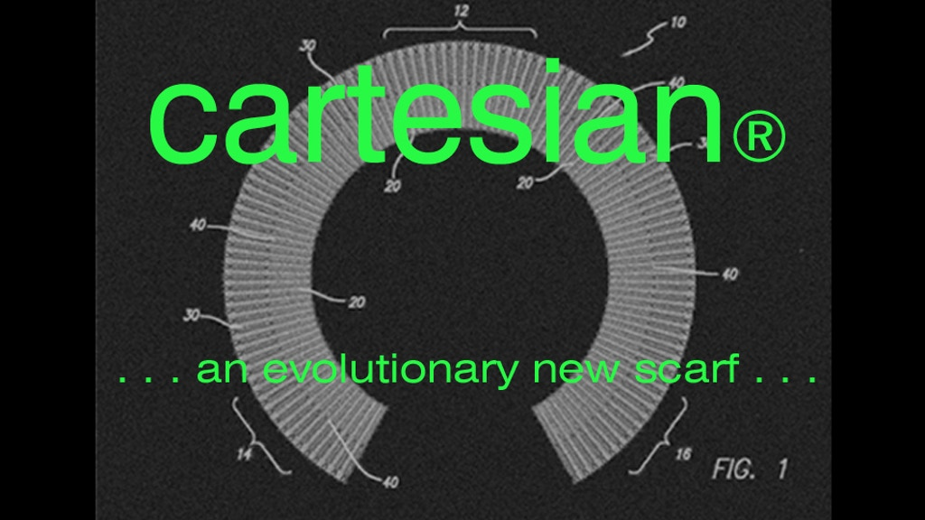 CARTESIAN®: An Evolutionary New Scarf project video thumbnail
