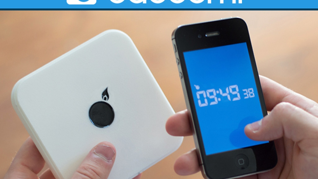 Baboomi: A Customizable and Comfortable Alarm project video thumbnail