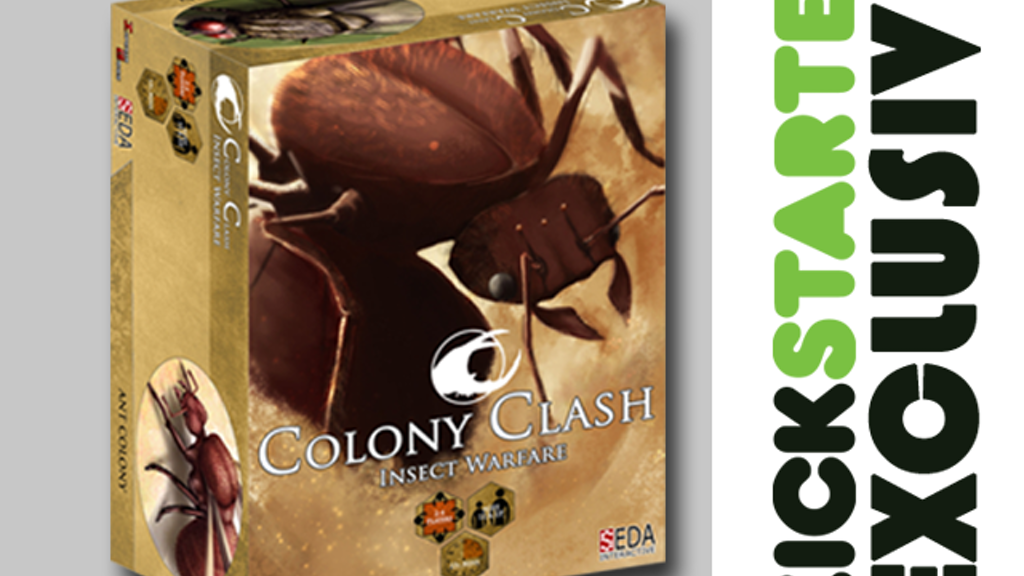 Colony Clash : Insect Warfare project video thumbnail