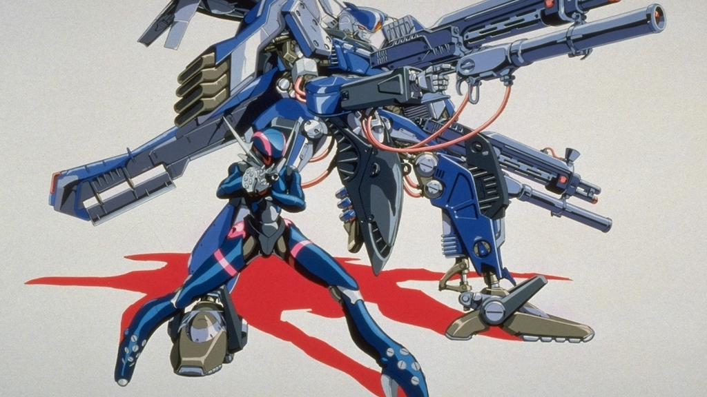 Bubblegum Crisis Ultimate Edition Blu-Ray Set project video thumbnail