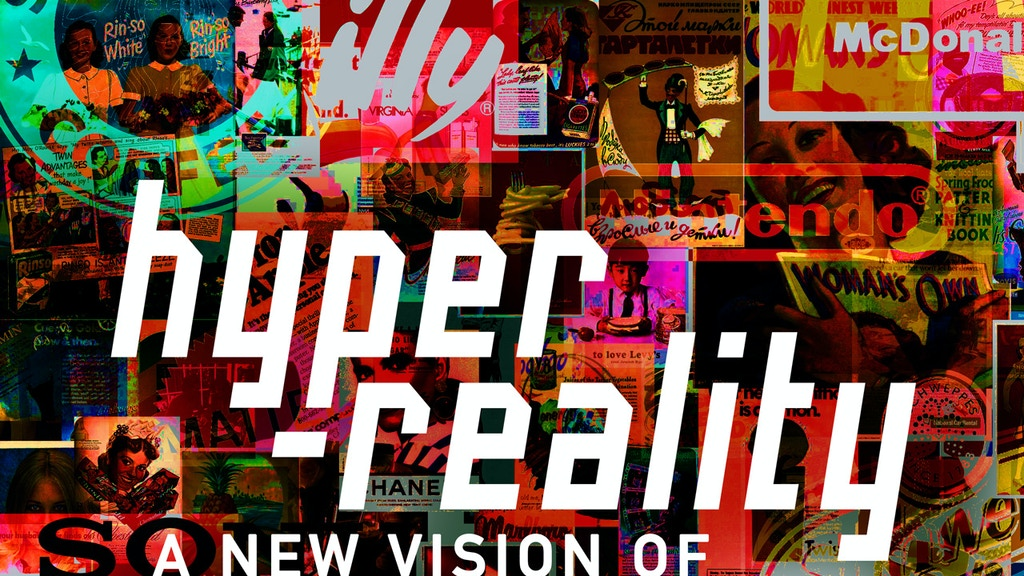 Hyper-Reality: A New Vision of the Future project video thumbnail