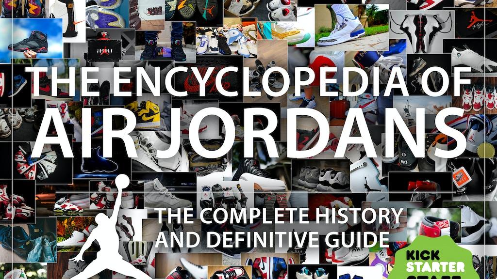 Encyclopedia of Air Jordan sneakers project video thumbnail