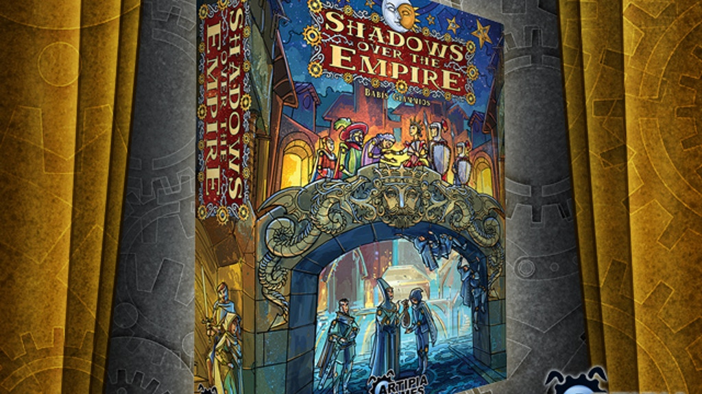 Shadows over the Empire project video thumbnail
