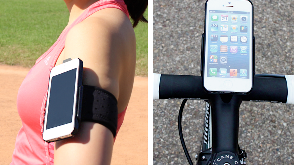 Grip+ for iPhone 5 & 5S project video thumbnail