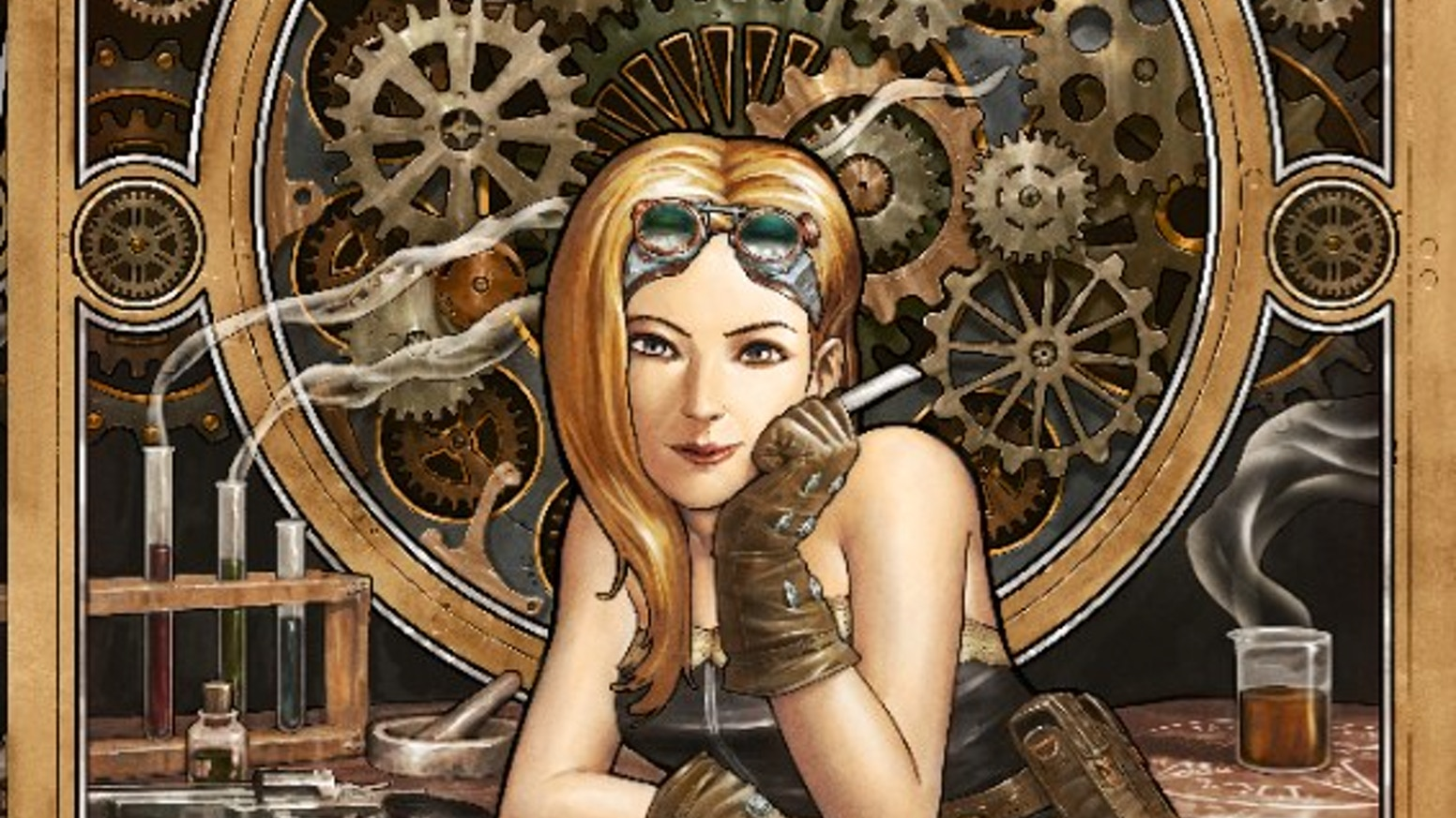 Clockwork: Dominion is a steampunk roleplaying game set in a Victorian world of gothic horror.