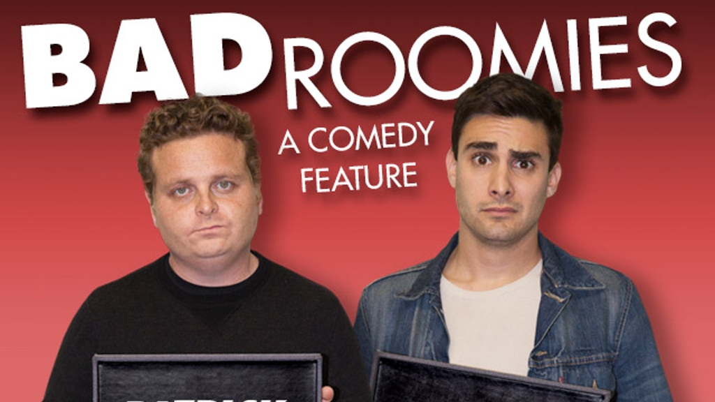 Bad Roomies project video thumbnail