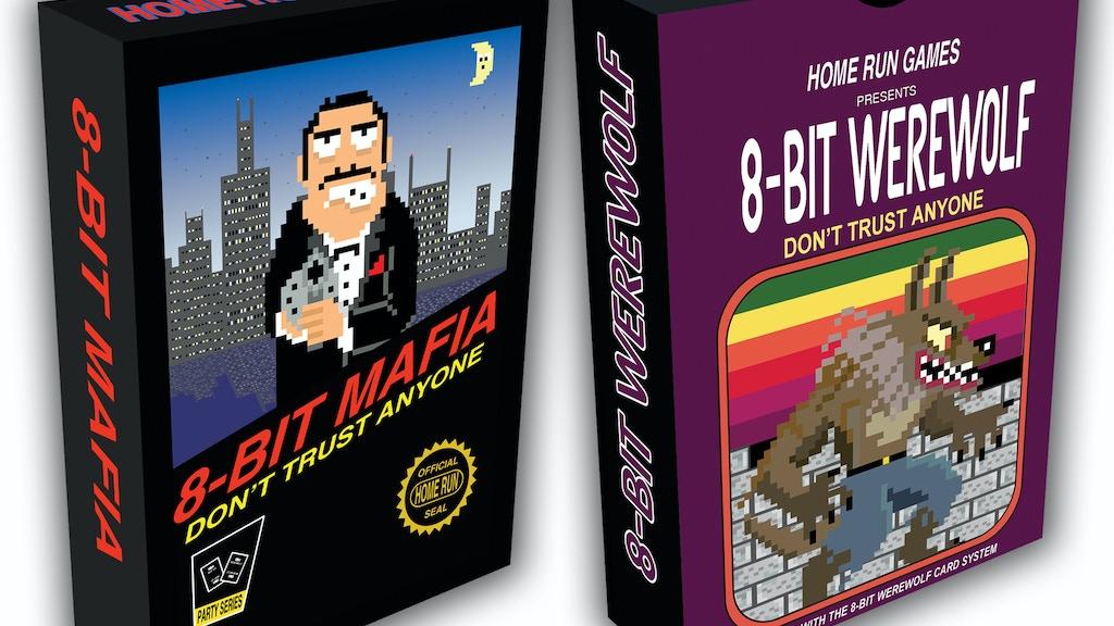 8-Bit Mafia & 8-Bit Werewolf project video thumbnail