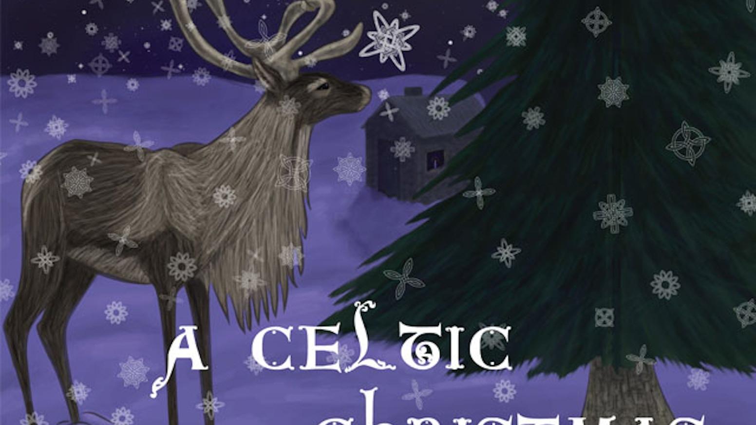 a celtic christmas compilation cd - Celtic Christmas