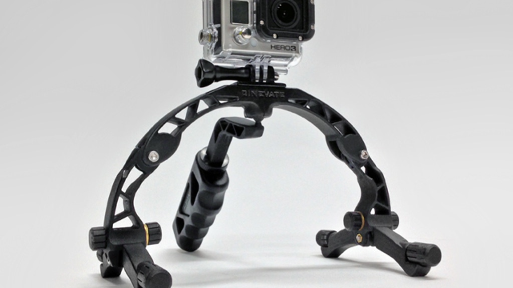 Morpheus Stabilizer for GoPro, Smartphone and Small Cameras project video thumbnail
